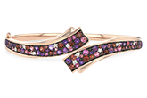 D188-61049: BANGLE 3.12 MULTI-COLOR 3.30 TGW (AMY,GT,PT)